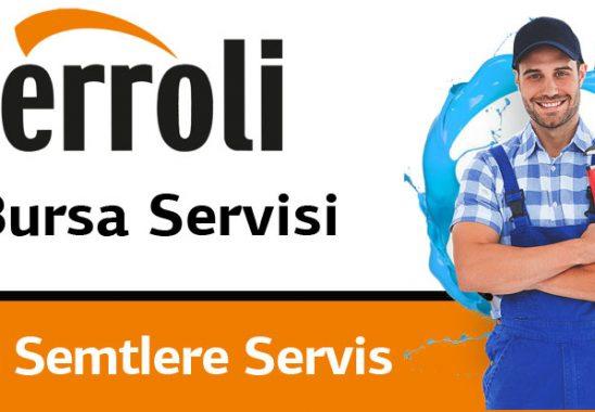 Ferroli Bursa Servisi