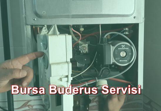Bursa Buderus Servisi